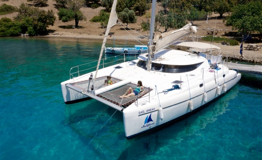 Fountaine Pajot Athena 38  Anka