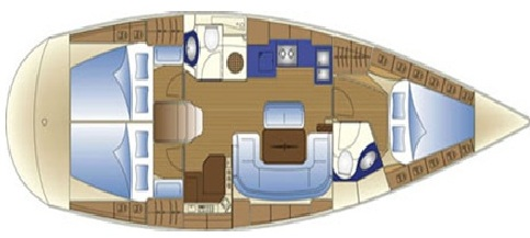 Sailing Artun 42
