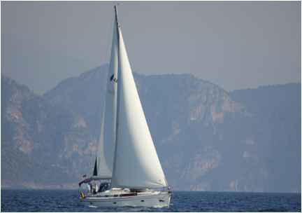 Sailing Charlie 44